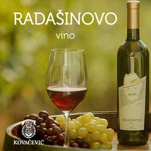 "Vinarija Kovačević – ""Radašinovo vino"" Reklamni spot (2017)"