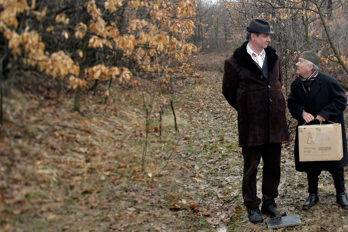 Braća po babine linije - glumac Milorad Mandić Manda