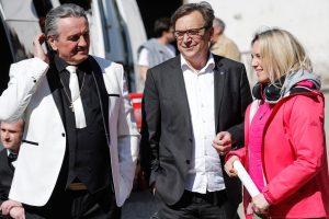 psi laju vetar nosi sezona 2 - Radoš Bajić, Tihomir Stanić i Jelena Bajić Jočić