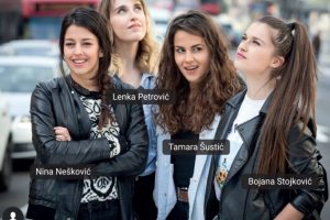 Preživeti Beograd Poster serije